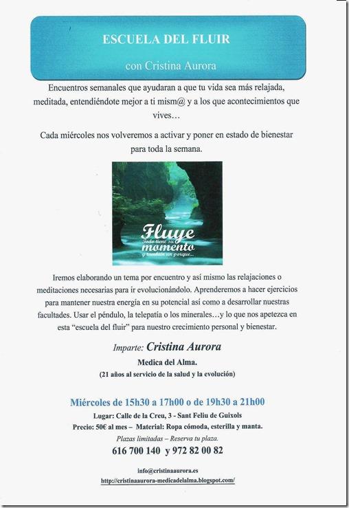 Foto Letrero Escuela del Fluir 001